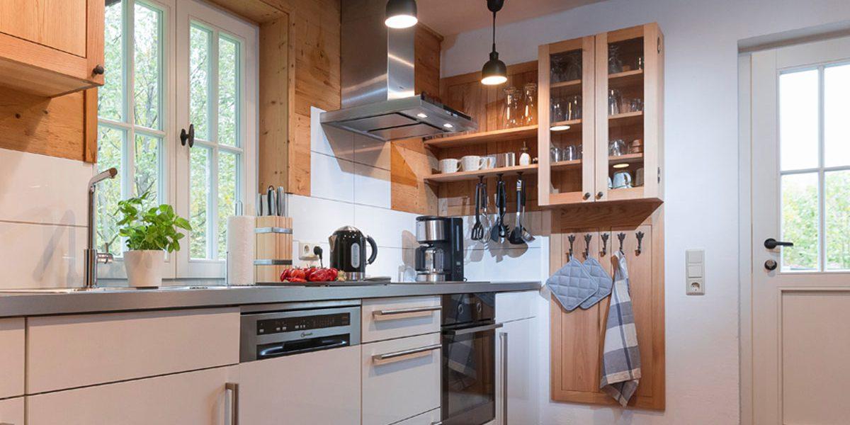 Ferienhaus Harzer Wiesenbaude Küche
